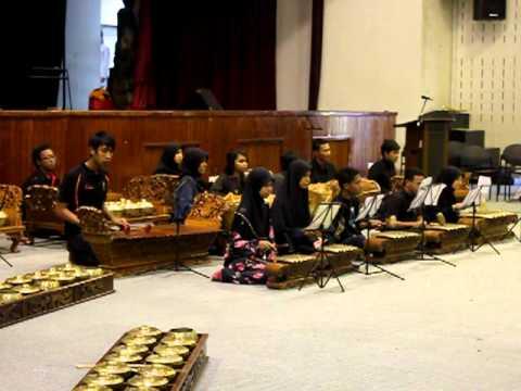 Gamelan Melayu; Dikir Puteri remix with Ikan Kekek