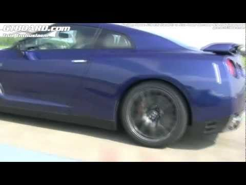 Xtra Power Mercedes SLS AMG Kompressor vs Novidem GTR R35 facelift 585 HP