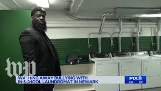 New Jersey high school installs laundry room to help bullied students - WASHINGTONPOST