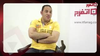 أحمد بلال لــ«اتفرج»: أسوأ عام في مشواري الكروي مع «العبقري» حسام البدري !