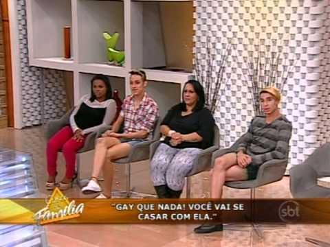 Casos de Família (12/06/14) - Gay que Nada! Você vai casar com ela - Completo