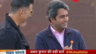 Exclusive: In conversation with Bollywood actor Akshay Kumar - ZEENEWS