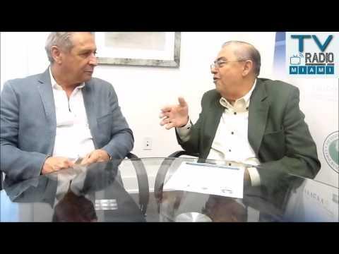 TVRadioMiami - Entrevista al Dr. Fernando Dominguez director del programa CAMACOL TV