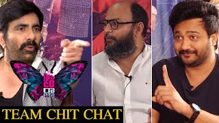 Disco Raja Team Sankranthi Special Chit Chat Interview | Ravi Teja | Bobby Simha | VI Anand - TFPC