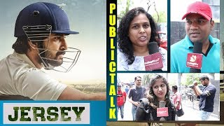 JERSEY Public Talk  - Nani & Shraddha Srinath - Indiaglitz Telugu - IGTELUGU