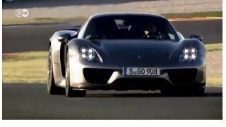 """بالفيديو..سيارة العام """"بورش 918 سبايدر 2015"""