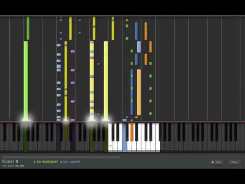 Mario and Luigi Bowser inside story Final Boss theme - Piano