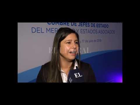 """CUMBRE DEL MERCOSUR: COMENZÃ"""" EL OPERATIVO PARA DESARMAR LA ESTRUCTURA UTILIZADA EN LA BELGRANOL"""