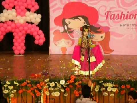 Miss Mother's Pride Munirka 2012-2013 - Tanushka Chawla