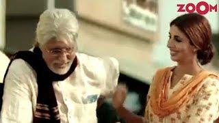 Amitabh Bachchan's New Advertisement Irks Bank Association - ZOOMDEKHO