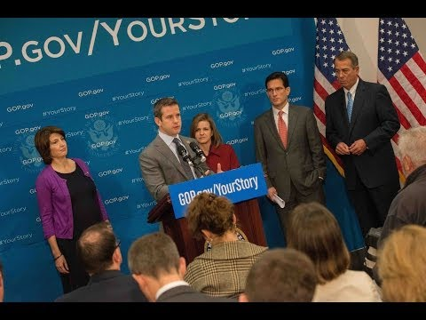 10/29/13 Republican Leadership Press Conference