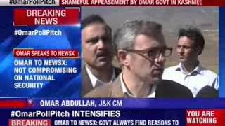 Shameful appeasement by Omar government in Kashmir? - NEWSXLIVE