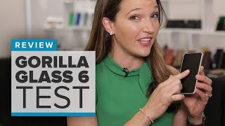 How tough is the new Gorilla Glass 6? - CNETTV