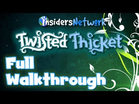 ★ Poptropica Twisted Thicket FULL Walkthrough ★