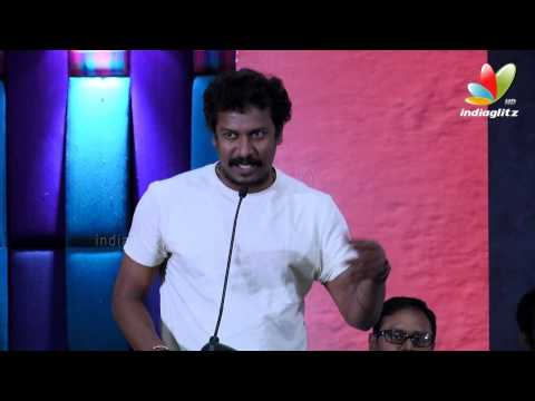Director Pandiraj and Samuthirakani at Goli Soda Success meet | Vijay Milton | Tamilo Movie