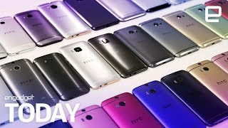 Google is buying HTC's Pixel team | Engadget Today - ENGADGET