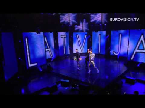 PeR - Here We Go (Latvia) 2013 Eurovision Song Contest