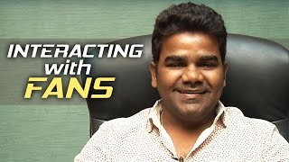 Comedian Venu Interacting With His Fans | Superb Answers | TFPC - TFPC