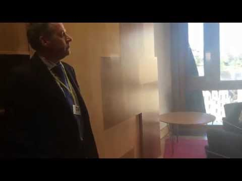 Hawick High News Team meet Nicola Sturgeon | BBC News School Report