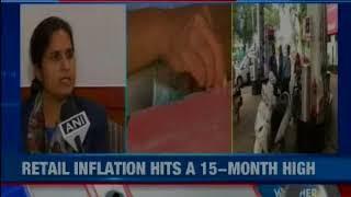 Retail inflation hits a 15-month high; rises sharply to 4.88% in November - NEWSXLIVE