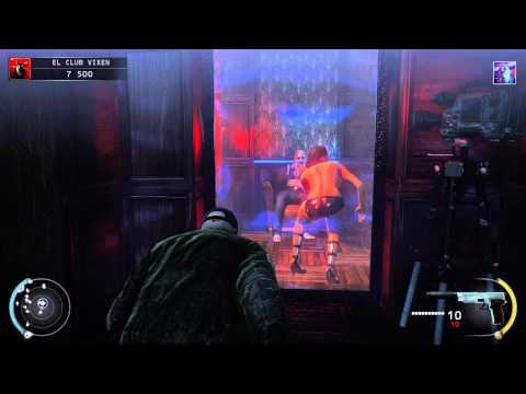 Hitman Absolution Muerte Con Estriper