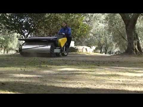 macchina raccolta olive raccoglitrice hdr 100 Agrimaglie.avi