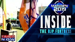 The BJP Fortress | Inside - TIMESNOWONLINE