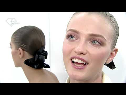 Model Talks: Vlada Roslyakova - Spring/Summer 2011 - fashiontv | FTV.com