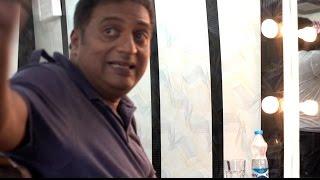 Prakash Raj real behaviour on movie sets || Making video of Nakshatram - IGTELUGU