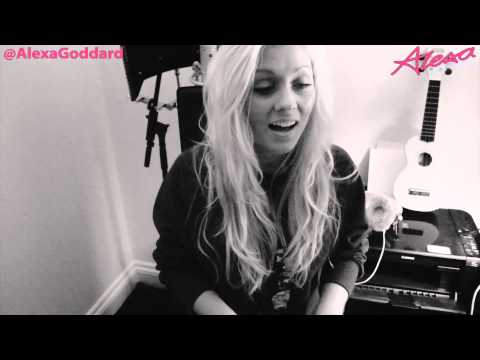 Diamonds by Rihanna (Cover by Alexa Goddard)