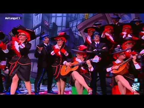 La agrupación Monopoly llega al COAC 2016 en la modalidad de Coros. En años anteriores (2015) concursaron en el Teatro Falla como Los ilegales, consiguiendo una clasificación en el concurso de Cuartos de final.