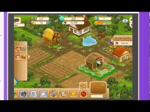 Big farm Büyük çiftlik online çiftlik oyunu || www.golgeoyun.com