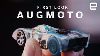 Hot Wheels Augmoto first look - ENGADGET