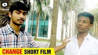 Change Telugu Motivational Short Film | 2016 Telugu Short Film | By Naveen Reddy | Khelpedia - YOUTUBE