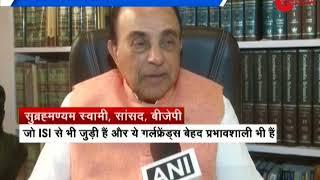 Morning Breaking: Subramanian Swamy slams Shashi Tharoor on his 'Hindu Taliban' remark - ZEENEWS