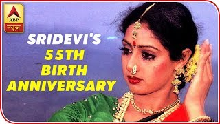 Twarit Manoranjan: Bollywood pays tribute to Sridevi on her 55th birth anniversary - ABPNEWSTV