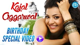 Kajal Aggarwal Birthday Special Wishes From iDream Media || Something Special Video #5 - IDREAMMOVIES