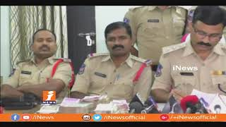 Church Pastor Held For Cheating People in Khammam | 7 Lakhs Recovered | iNews - INEWS