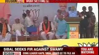 Shahi Imam of Tipu Sultan Mosque attacks Narendra Modi - NEWSXLIVE