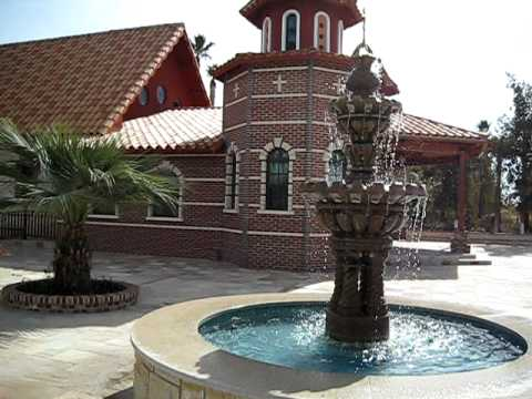 Ιερά Μονή Αγίου Αντωνίου - Αριζόνα - St Anthony Monastery - Arizona