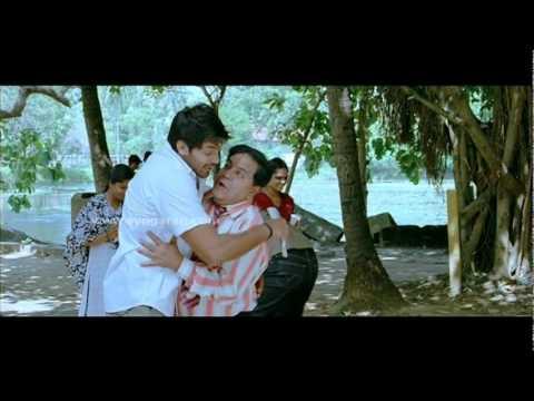 Aarya &amp; Santhanam Comedy from Bose Engira Baskaran Ayngaran HD Quality