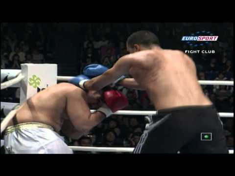Badr Hari Bad Boy Knock out Highlight 2012 (Heavy Weight) Maroccan Thug-Life
