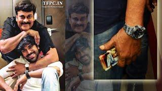 Mega Star Chiranjeevi Phone Attracts All   TFPC - TFPC