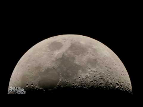 Moon Rising - Captured Using 10 inch Dobsonian Telescope / GX8 Camera
