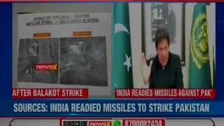 IAF Strike Balakot, Pakistan: India readied its missiles to counter Pakistan aggression, Air Strike - NEWSXLIVE