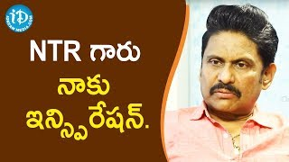 Actor & Director Dr Harinath Policharla About Rana Pratap Character | Talking Movies With iDream - IDREAMMOVIES