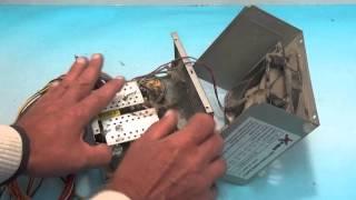 Ремонт блока питания компьютера и его устройство