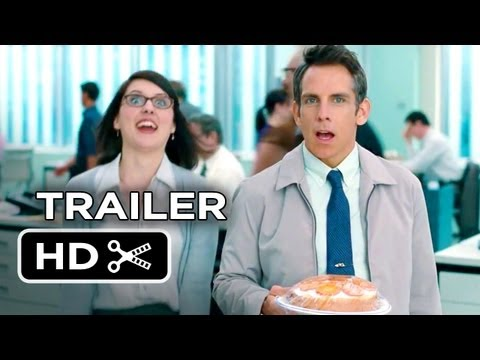 The Secret Life of Walter Mitty Official Theatrical Trailer