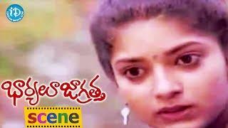 Bharyalu Jagratha Movie Scenes - Sowcar Janaki Falls Sick || Rahman || Janagaraj - IDREAMMOVIES