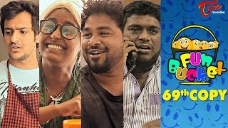 Fun Bucket | 69th Copy | Funny Videos | by Harsha Annavarapu | #TeluguComedyWebSeries - TELUGUONE